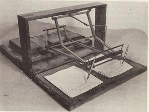 First polygraph